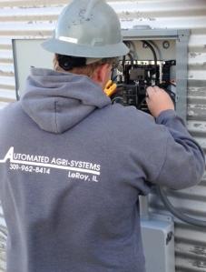 Auto Ag Grain System Service