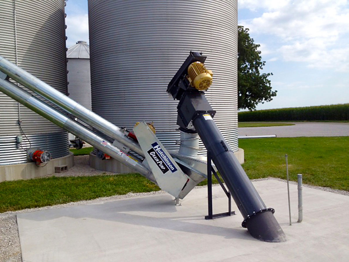 Hutchinson Grain Pumps Automated Agri Systems