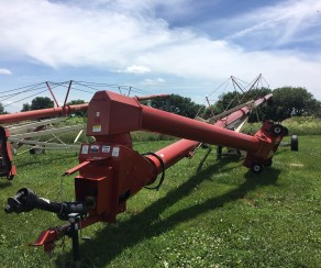 Used 13x85 LP Swing Away Auger-4