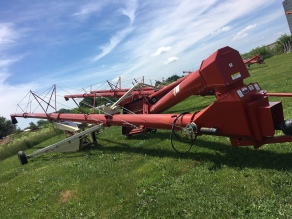 Used 13x85 LP Swing away auger